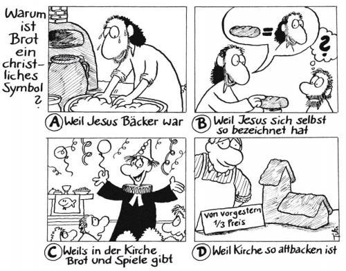 Warum ist das Brot ein christliches Symbol?
