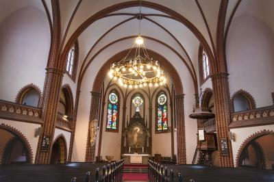 Kronleuchter Erlöserkirche