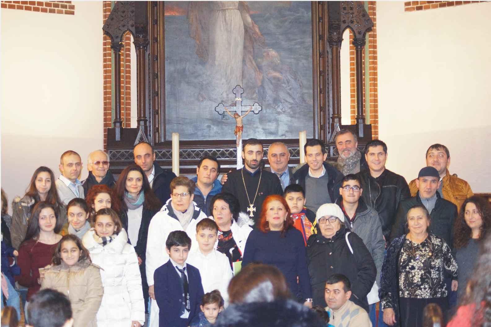 Armenische Gemeinde