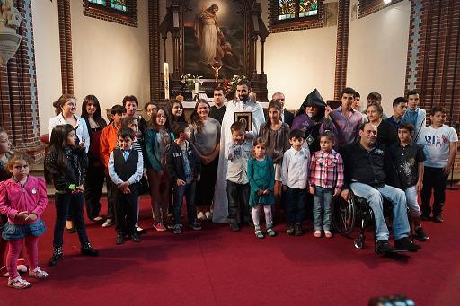 Armenische Kirche in Deutschland