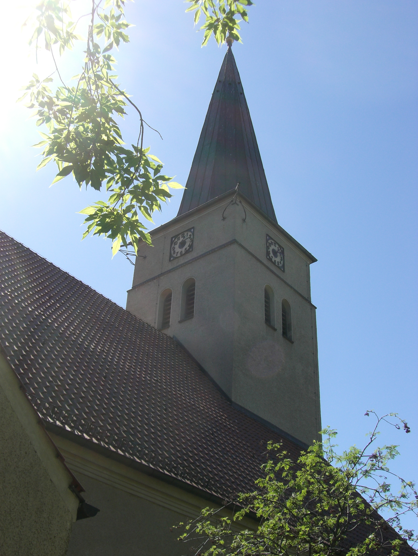 Kirche Friedrichsfelde
