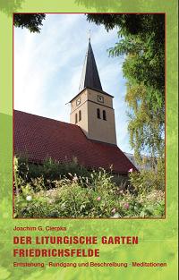 Flyer Liturgischer Garten