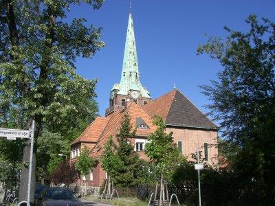 """Kirche """"Zur frohen Botschaft"""" Karlshorst"""