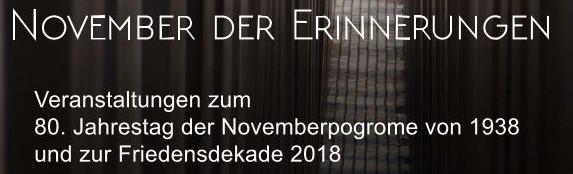 November der Erinnerungen