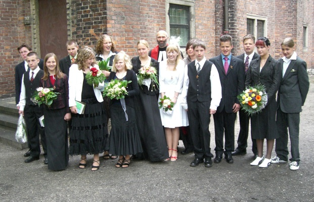Konfirmanden 2006