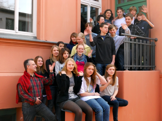Konfirmanden 2011