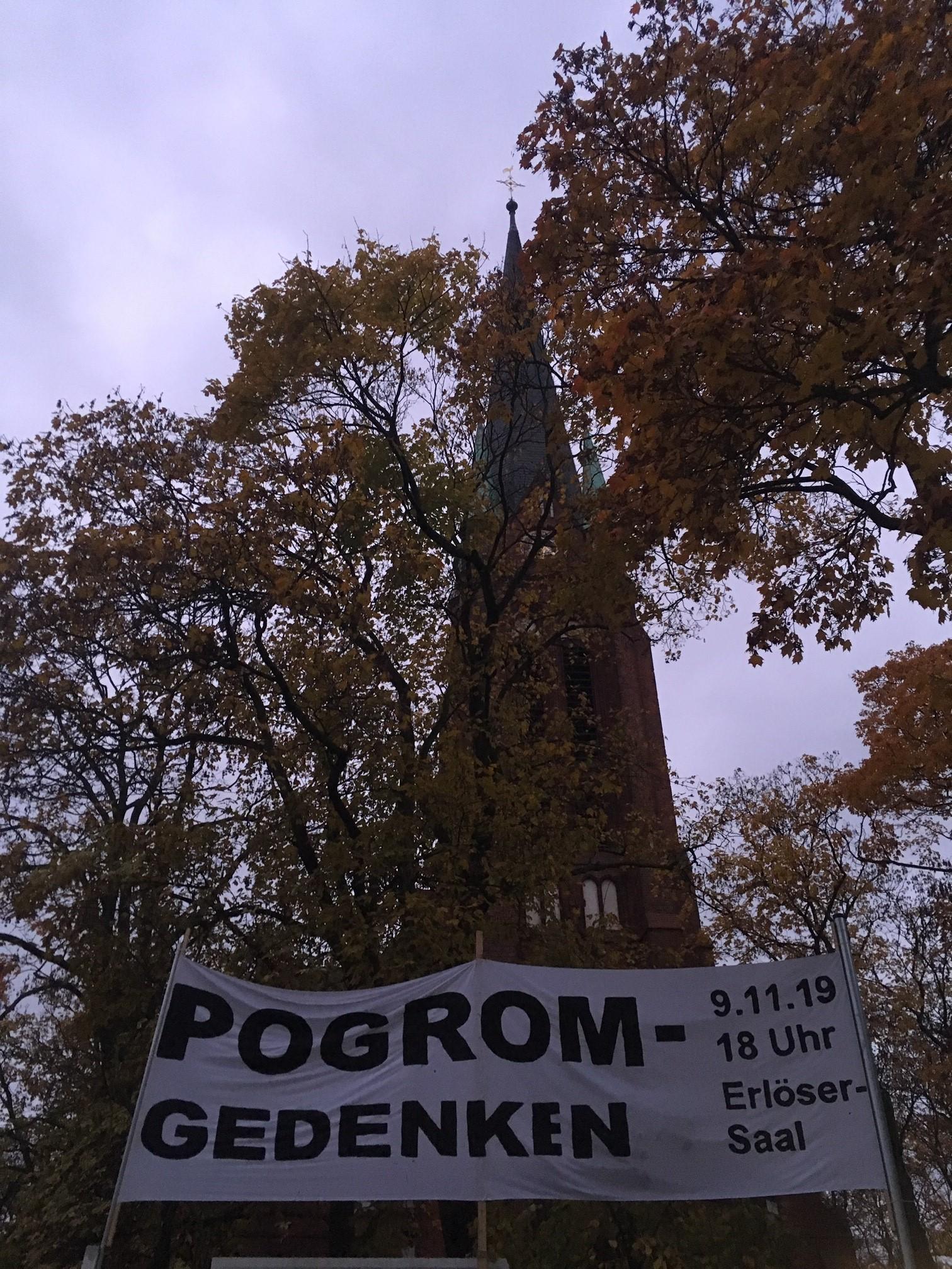 Pogromgedenken