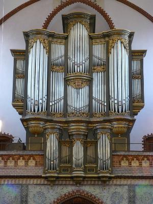 Orgel Erlöser