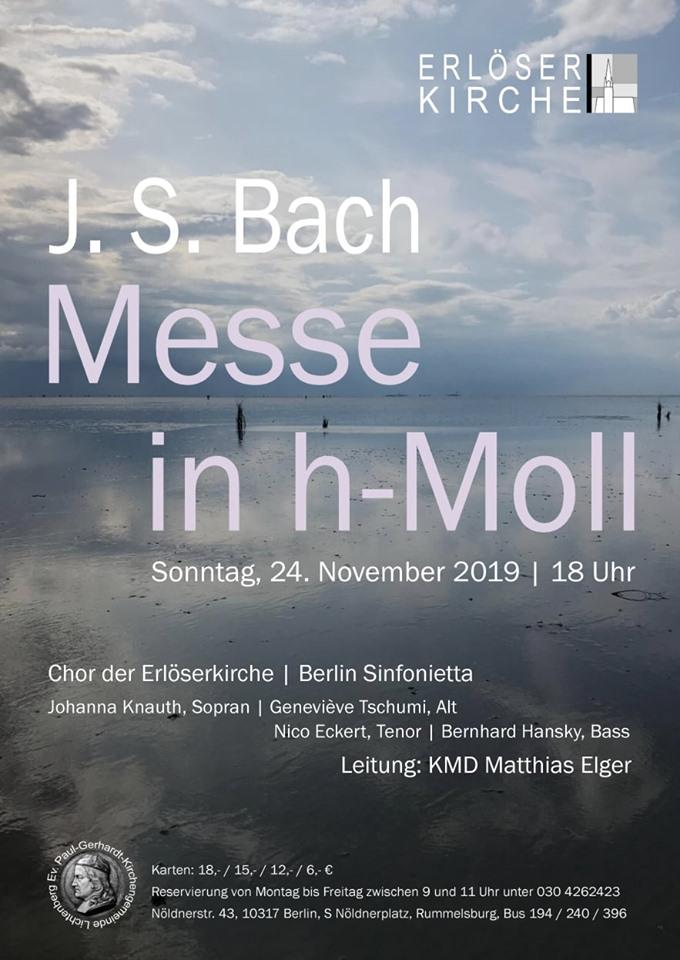 J.S. Bach - H-moll-Messe